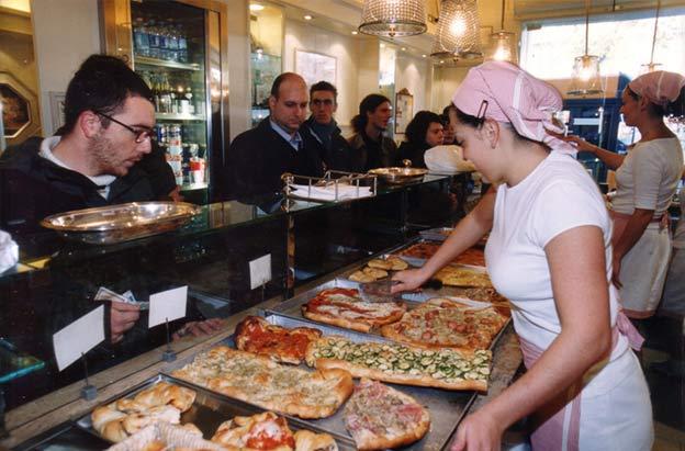 Franquicia restaurantes italianos.