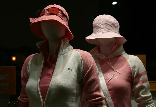 Franquicias de moda