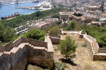 castillo_gibralfaro