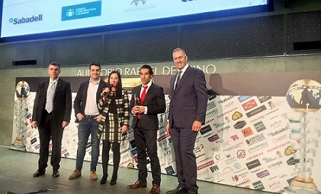 Imagen ganadores y finalistas de la VII edición Best Franchisee of the World España